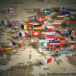 Nå 45 miljoner företagskontakter i hela Europa